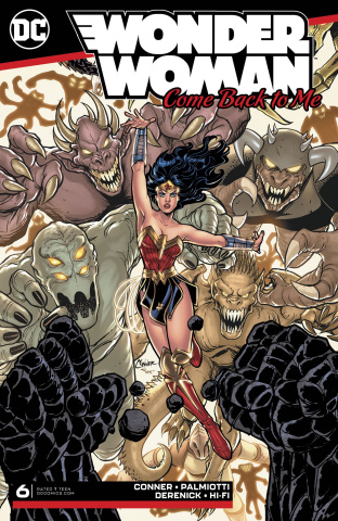 Wonder Woman: Come Back to Me #6