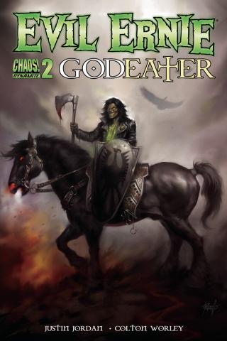 Evil Ernie: Godeater #2 (Parrillo Cover)