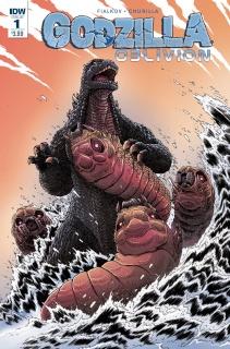Godzilla: World's End #1