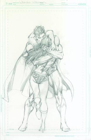 Wonder Woman #49 (Neal Adams Cover)