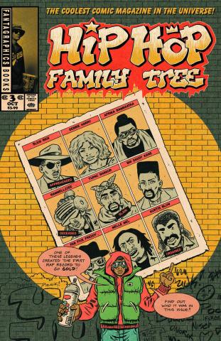 Hip Hop Family Tree #3