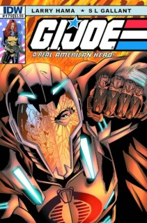 G.I. Joe: A Real American Hero #179