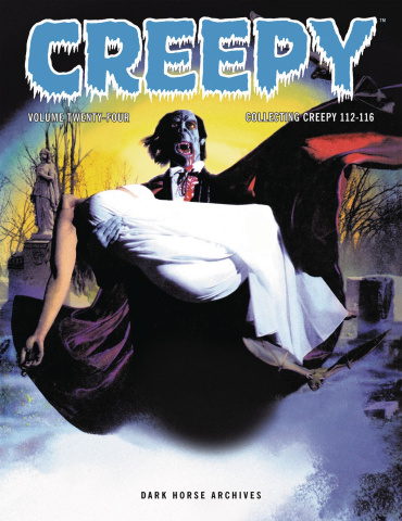 Creepy Archives Vol. 24