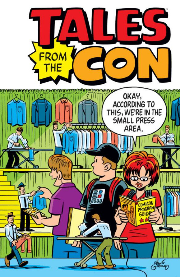 Tales From the Con: Year One