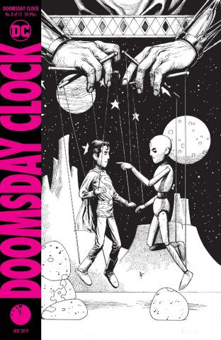 Doomsday Clock #8 (2nd Printing)