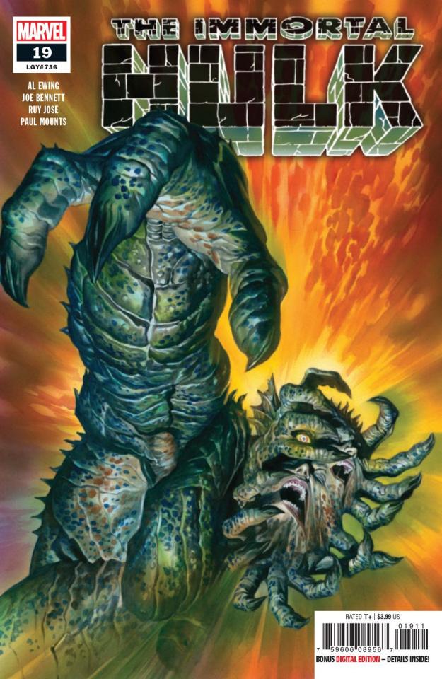 The Immortal Hulk #19