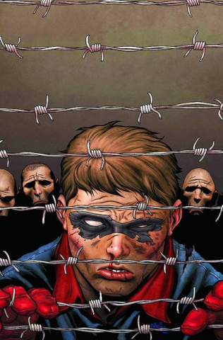 Captain America & Bucky #623