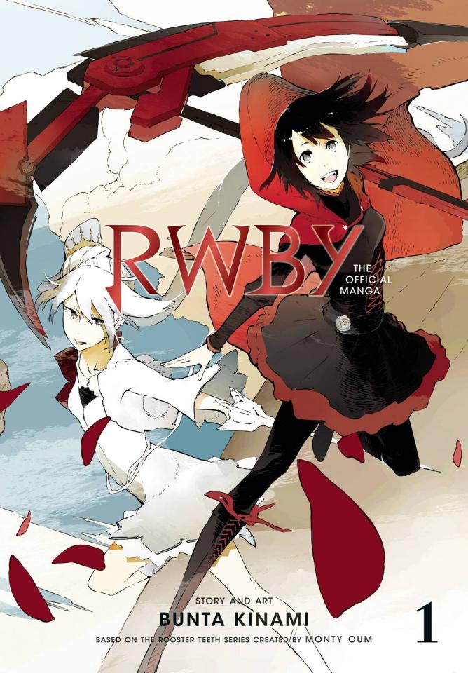 RWBY Vol. 1: Beacon Arc