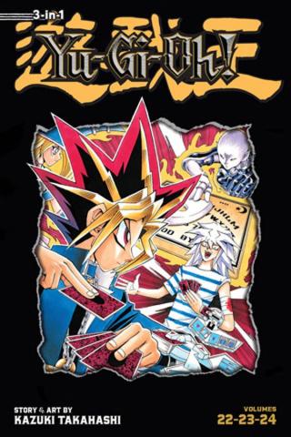 Yu-Gi-Oh! Vol. 8 (3-in-1 Edition)