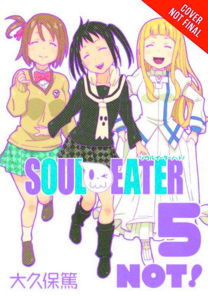 Soul Eater, Not! Vol. 5