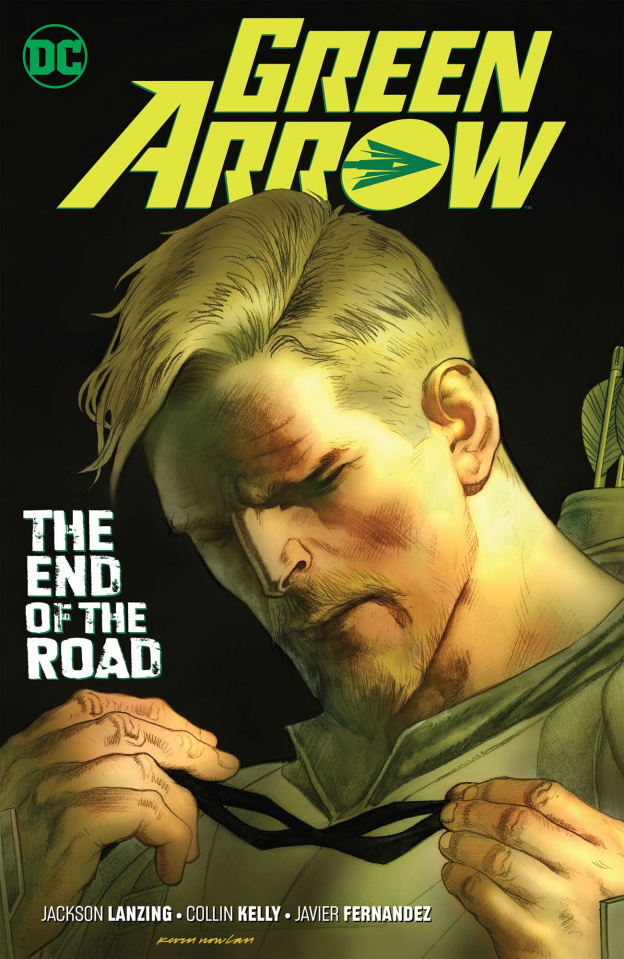 Green Arrow Vol. 8: End of the Road