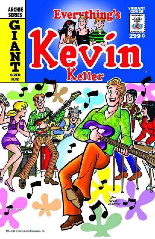 Kevin Keller #1 (Variant Cover)