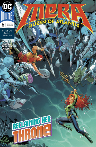 Mera: Queen of Atlantis #6