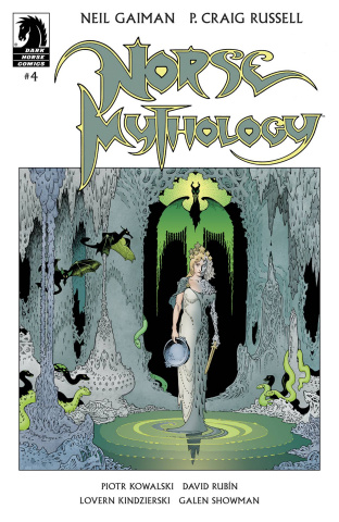 Norse Mythology #4 (Russell Cover)