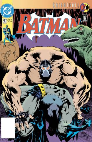 Batman #497 (Dollar Comics)