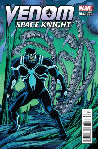 Venom: Space Knight #4 (Buscema Cover)