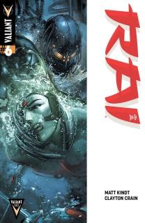 Rai #6 (Crain Cover)