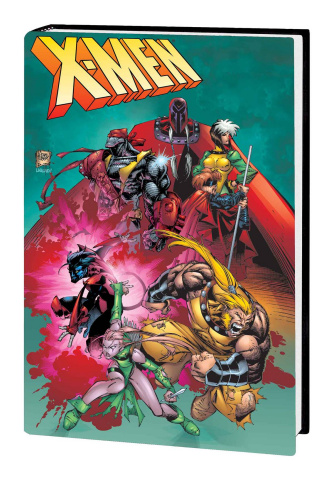 X-Men: Age of Apocalypse Companion