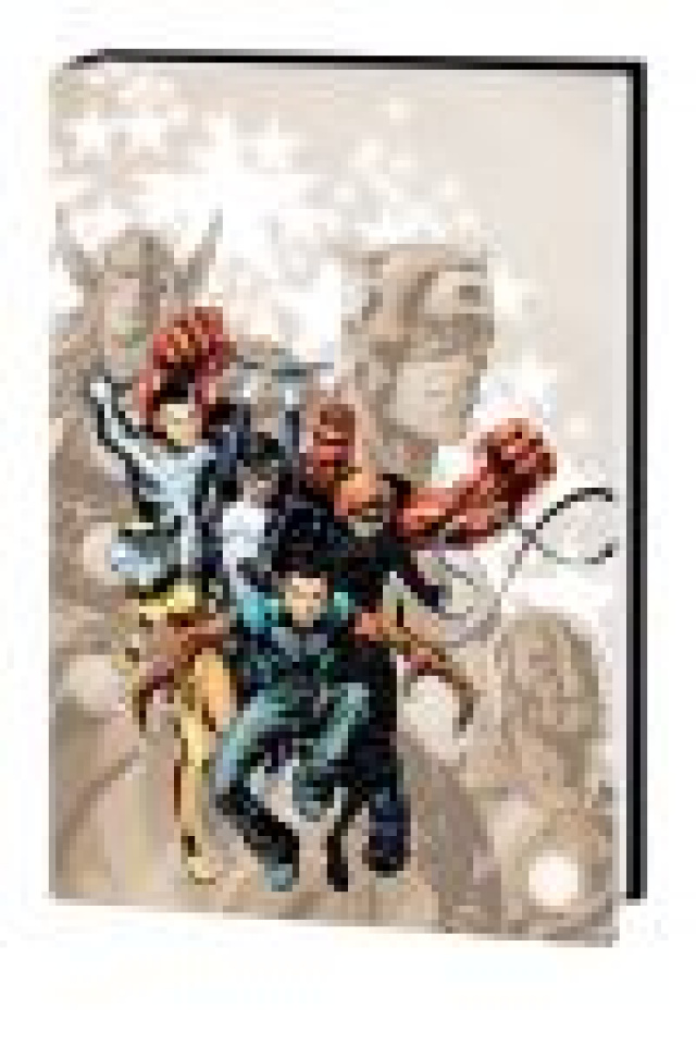 Avengers Academy: Permanent Record Hardcover