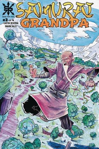 Samurai Grandpa #3