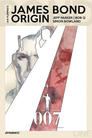 James Bond: Origin #1 (Mack Cover)