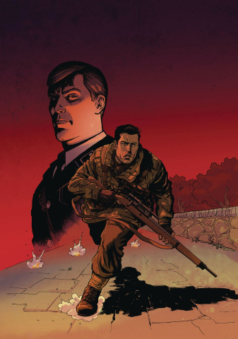 Sniper Elite: Resistance #2 (Goddard Cover)