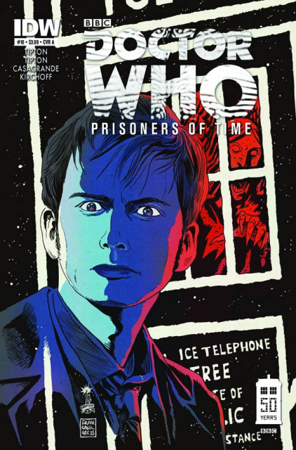 Doctor Who: Prisoners of Time #10