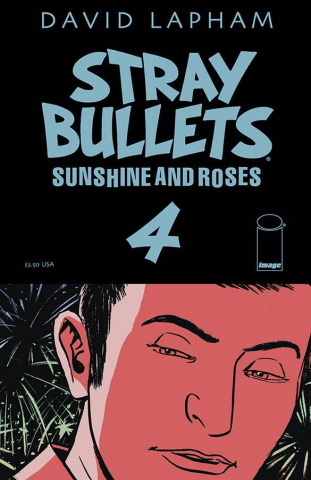 Stray Bullets: Sunshine and Roses #4