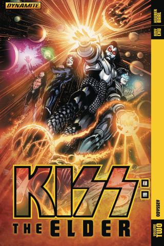KISS: The Elder Vol. 2