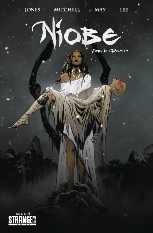 Niobe: She Is Death #4 (Jae Lee Cover)