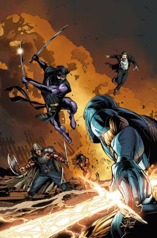 X-O Manowar #22 (Conrad Cover)