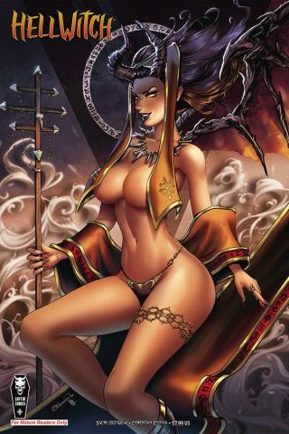 Hellwitch: Sacrilegious #1 (Ceremony Edition)