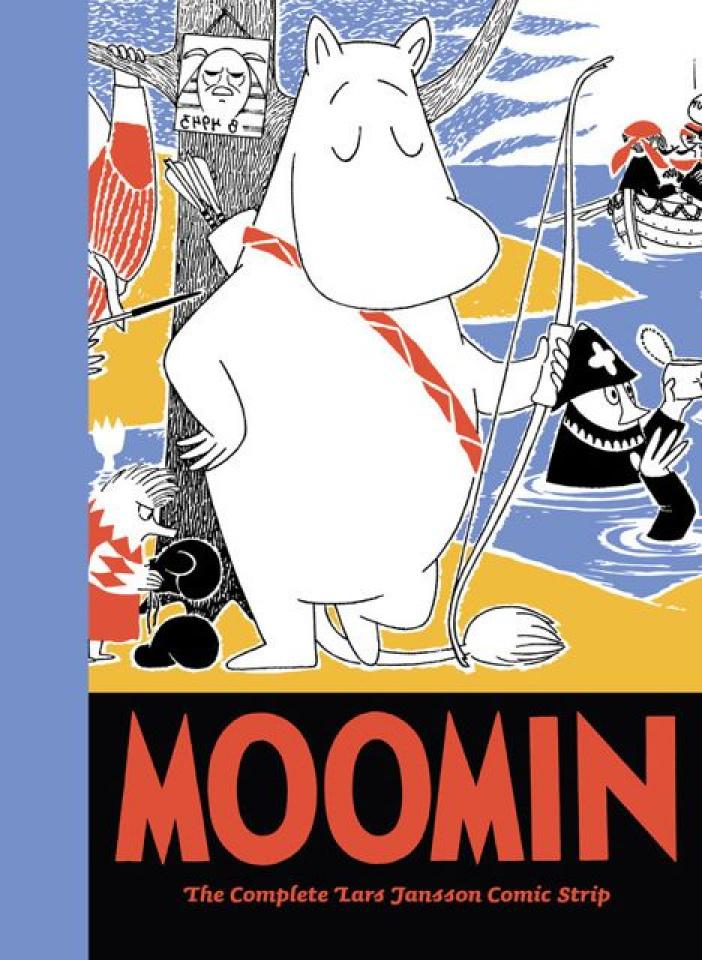 Moomin: The Complete Lars Jansson Comic Strip Vol. 7