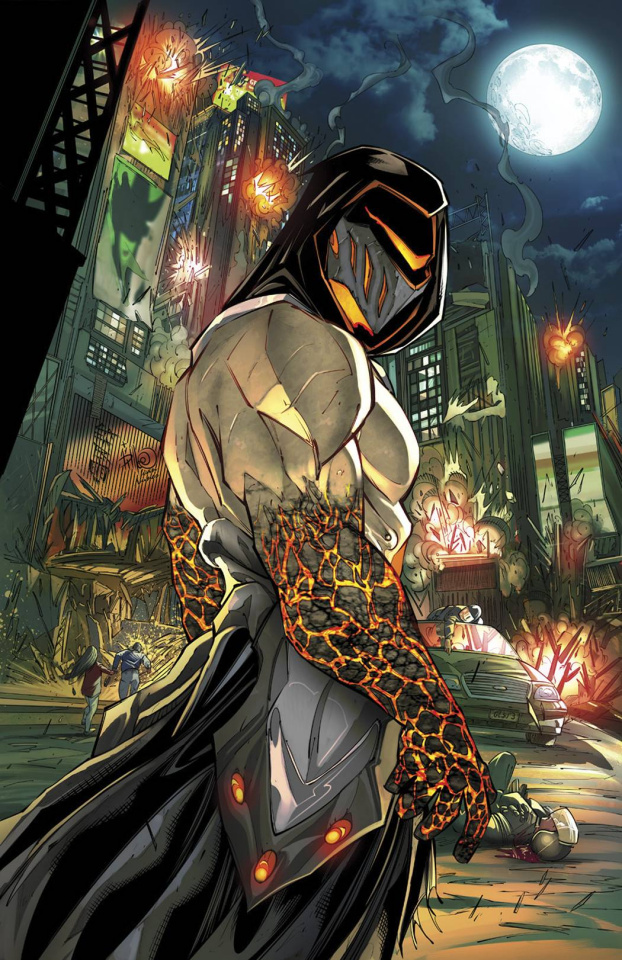 Grimm Fairy Tales: Realm War #3 (Cafaro Cover)