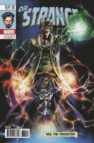 Doctor Strange #381 (2nd Printing)