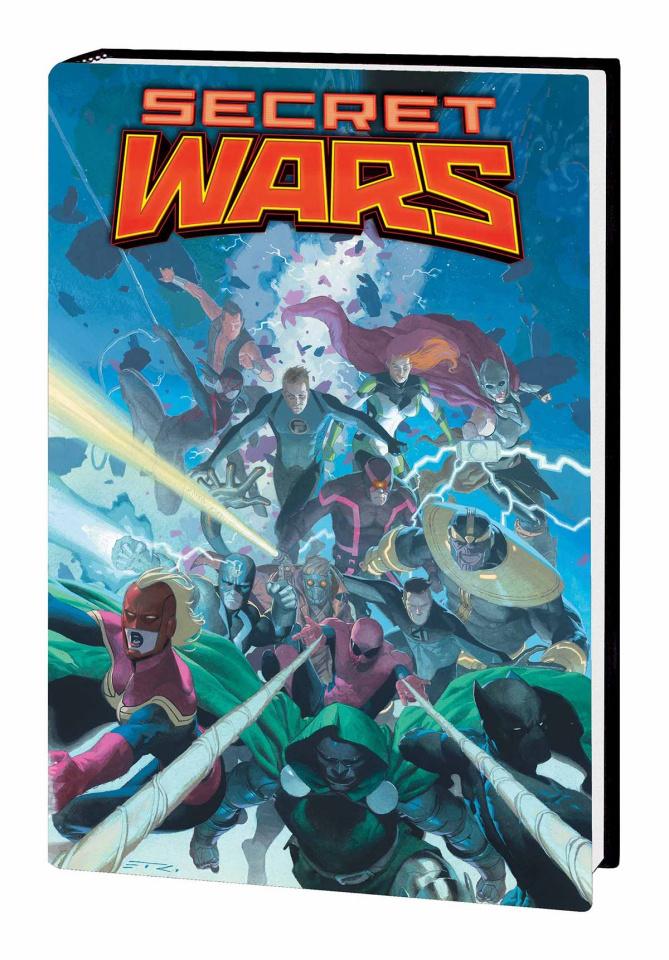 Secret Wars: The Last Days of the Marvel Universe