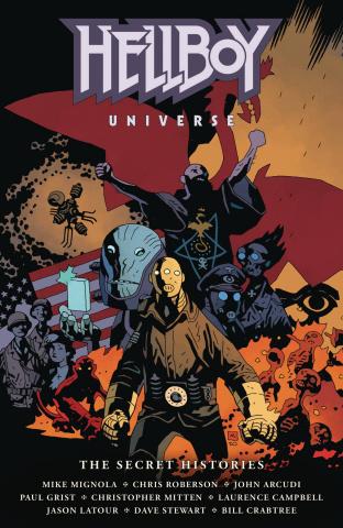 Hellboy Universe: The Secret Histories