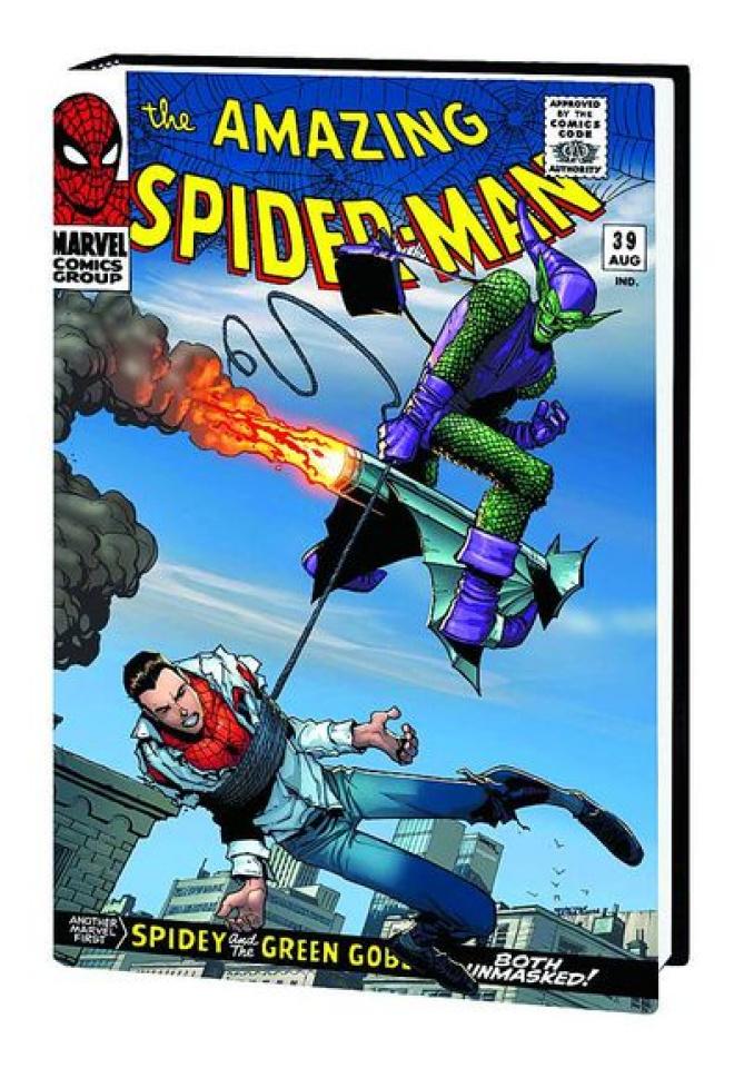 The Amazing Spider-Man Omnibus Vol. 2