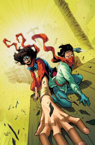 Ms. Marvel #23