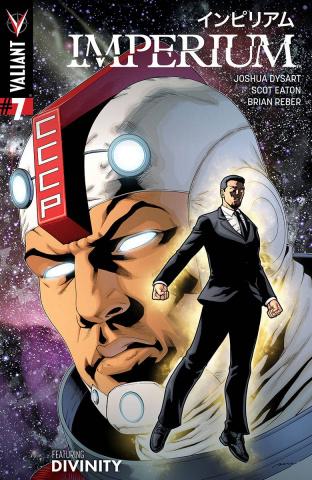 Imperium #7 (Perez Cover)