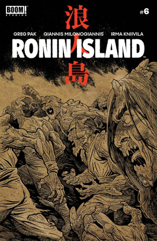 Ronin Island #6 (Preorder Young Cover)