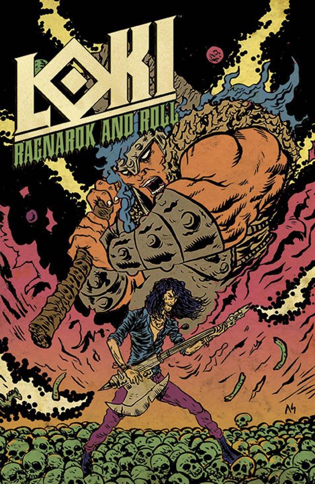 Loki: Ragnarok & Roll #1