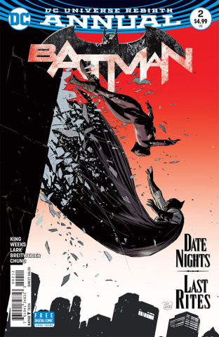 Batman Annual #2 (2nd Printing)