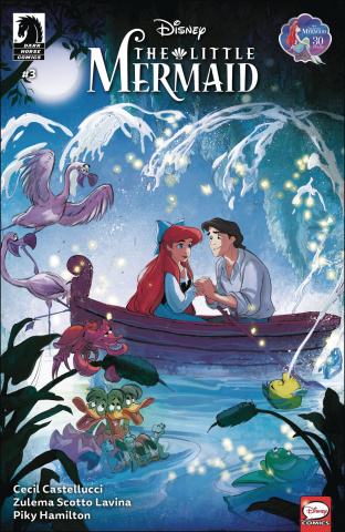 The Little Mermaid #3