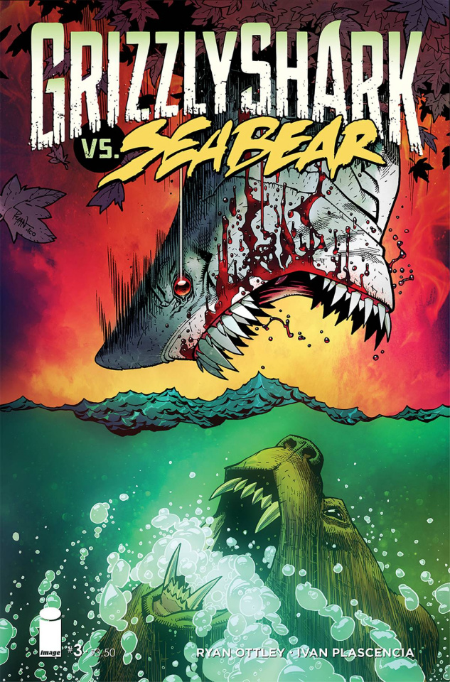Grizzly Shark #3:Grizzly Shark vs. Sea Bear