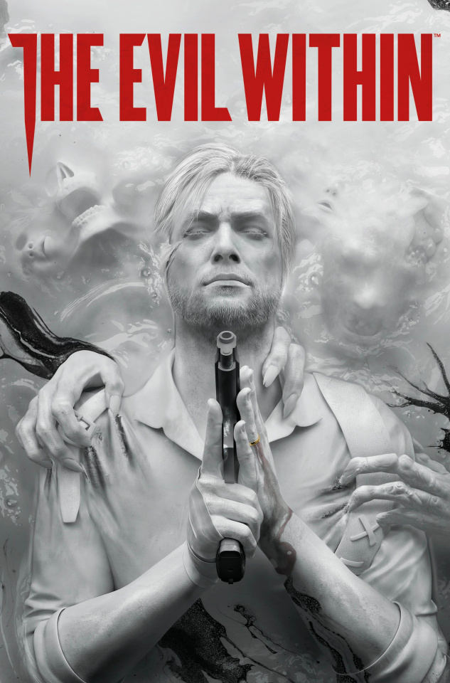 The Evil Within #1 (Videogame Cover)