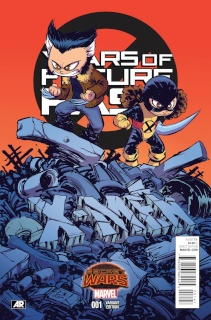 Years of Future Past #1 (Young Cover)