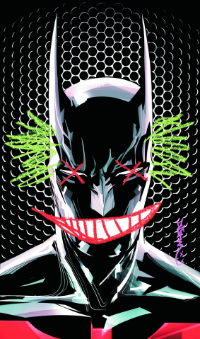 Batman Beyond: 10000 Clowns