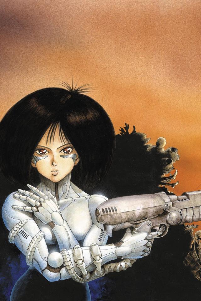 Battle Angel Alita Vol. 1 (Deluxe Edition)