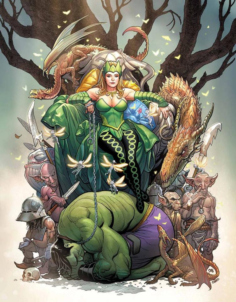 Totally Awesome Hulk #5